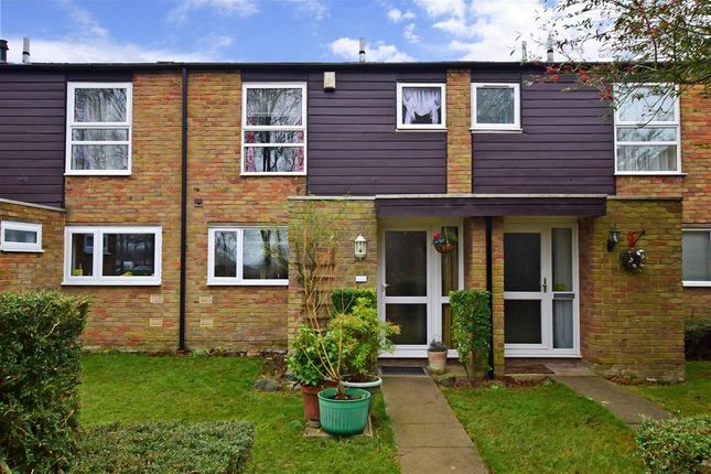 Thumbnail Terraced house for sale in Coltstead, New Ash Green, Longfield, Kent