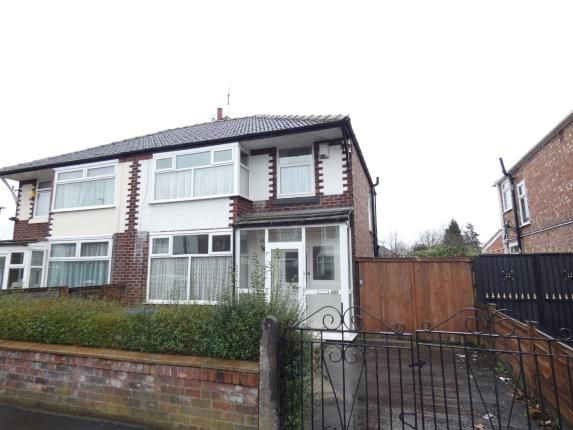 Thumbnail Semi-detached house for sale in Manley Road, Whalley Range, Manchester, Greater Manchester