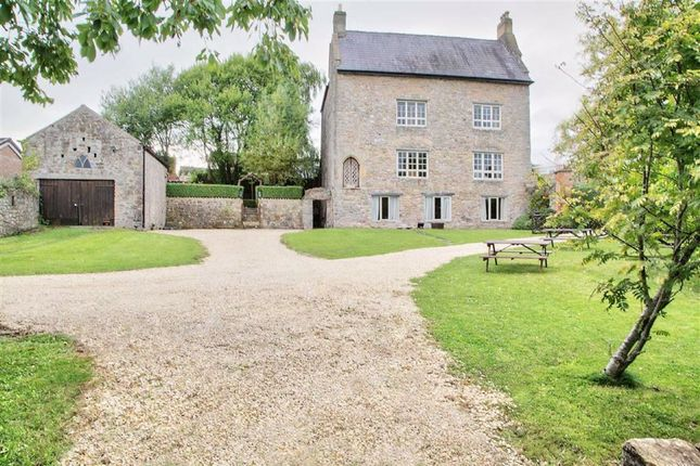 Thumbnail Detached house for sale in Church Road, Caldicot, Monmouthshire