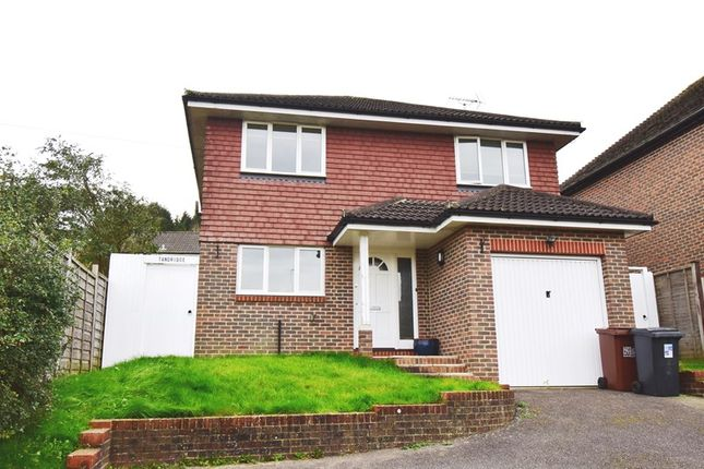 Thumbnail Property for sale in Western Road, Crowborough