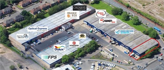 Thumbnail Light industrial to let in Unit 22 Brough Park Way, Newcastle Upon Tyne, Tyne And Wear