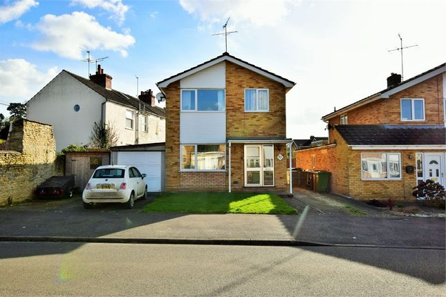 Thumbnail Detached house for sale in Duck End, Wollaston, Northamptonshire