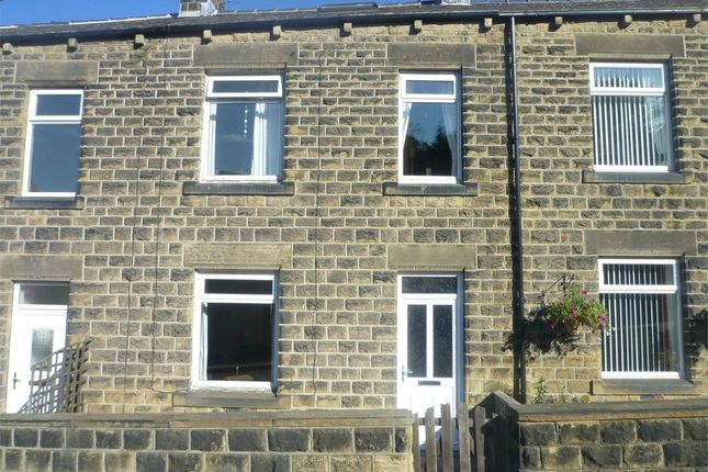Thumbnail Terraced house to rent in Chapel Hill, Clayton West, Huddersfield, West Yorkshire