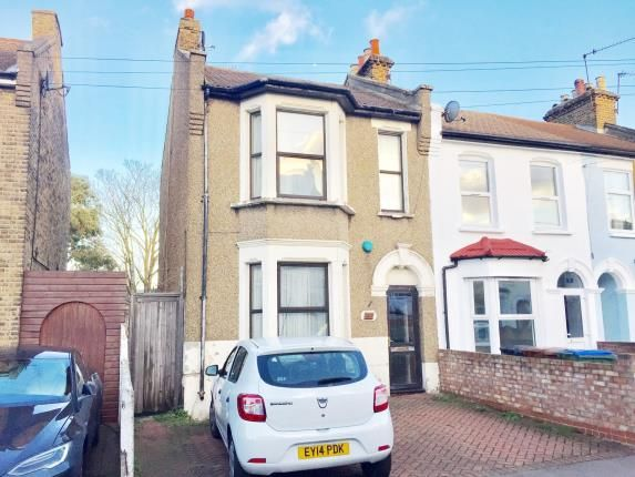 Thumbnail End terrace house for sale in Leytonstone, Waltham Forest, London