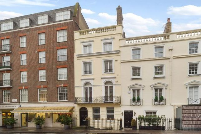 Thumbnail Town house to rent in Curzon Street, London