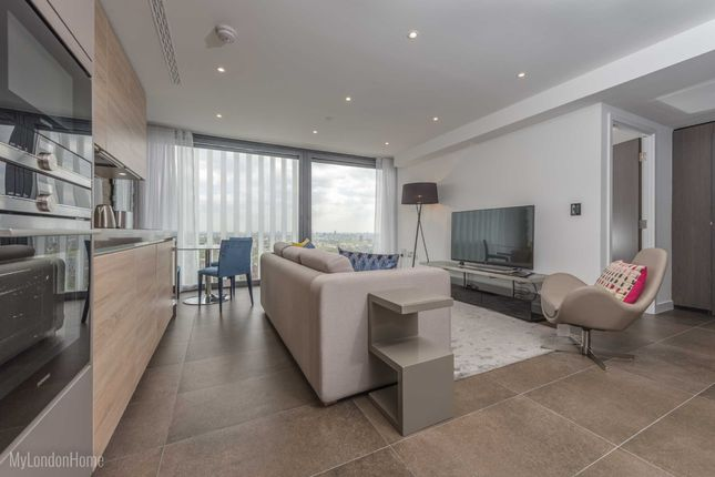 Thumbnail Flat to rent in Lexicon, Chronicle Tower, 261 City Road, Islington