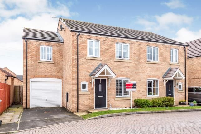 Front of Rudyard Way, Cannock, Staffordshire, . WS11