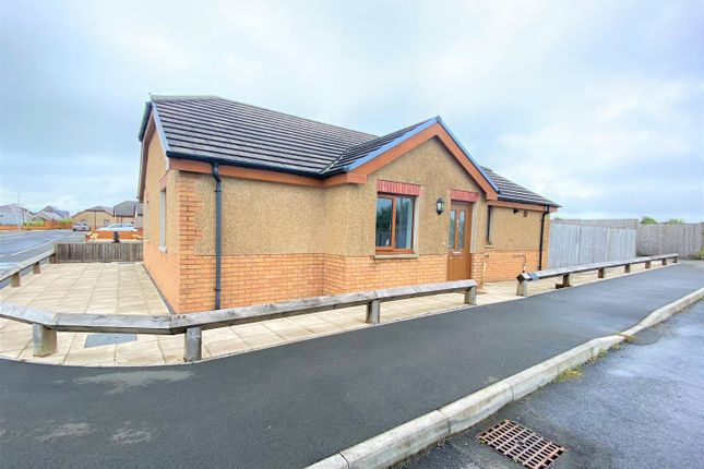 Thumbnail Detached bungalow for sale in Parc Emlyn, Penygroes, Llanelli