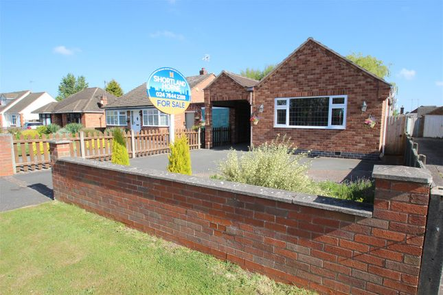 Thumbnail Detached bungalow for sale in Heather Road, Binley Woods, Coventry