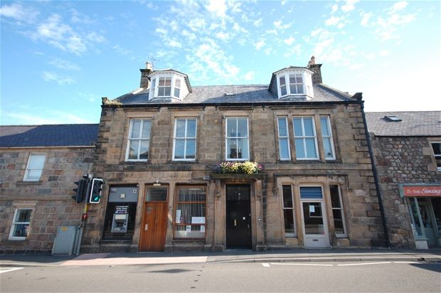 Thumbnail Terraced house for sale in High Street, Fochabers
