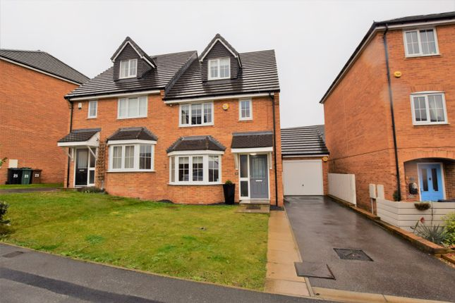 Semi-detached house for sale in Woodside View, Middleton, Leeds