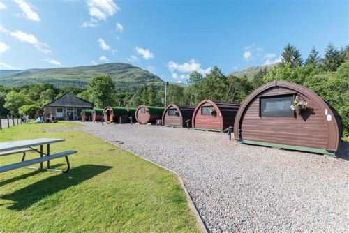 Thumbnail Leisure/hospitality for sale in Kinlochleven, Argyll And Bute