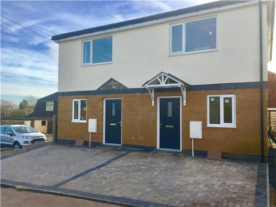 Thumbnail Semi-detached house for sale in 214 Queens Road, Tewkesbury, Glos