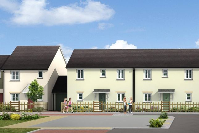 Thumbnail Detached house for sale in The Market Garden, St Anns Chapel, Gunnislake, Cornwall