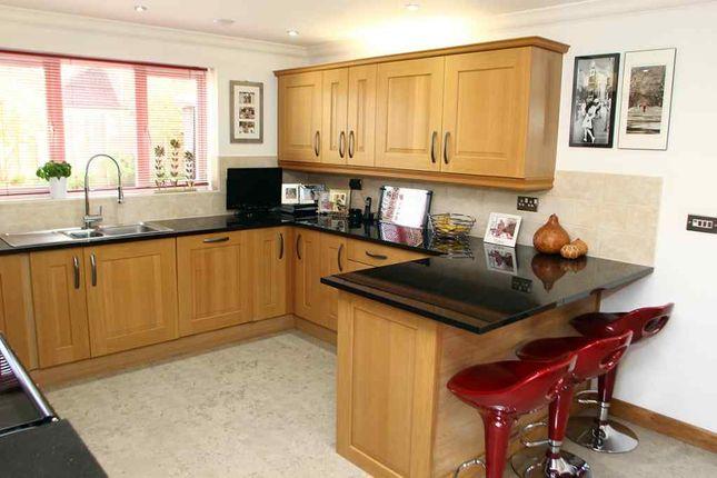 Kitchen of Holkham Close, Rushmere St. Andrew, Ipswich IP4