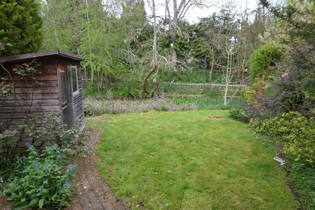 Garden of High Street, Amersham HP7