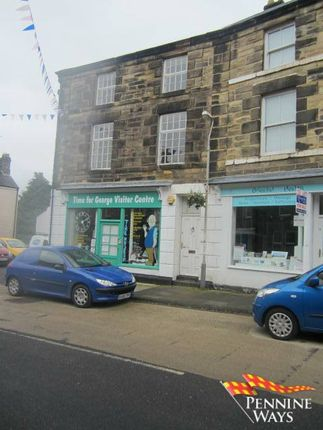 Thumbnail Maisonette to rent in Central Place, Haltwhistle, Northumberland