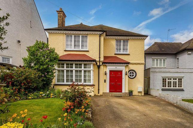 Thumbnail Detached house for sale in Birdhurst Avenue, South Croydon
