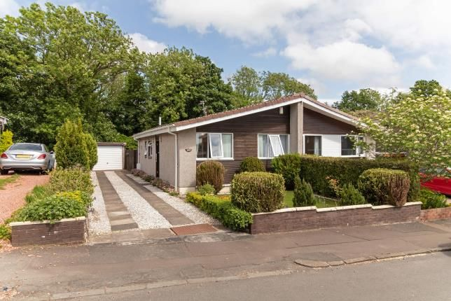 Thumbnail Bungalow for sale in Carcluie Crescent, Alloway, Ayr, South Ayrshire