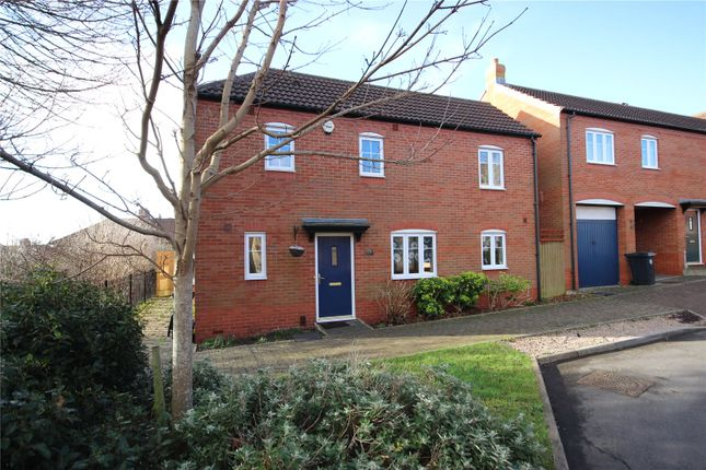 Thumbnail Detached house for sale in Jenny Lane, Brentry, Bristol