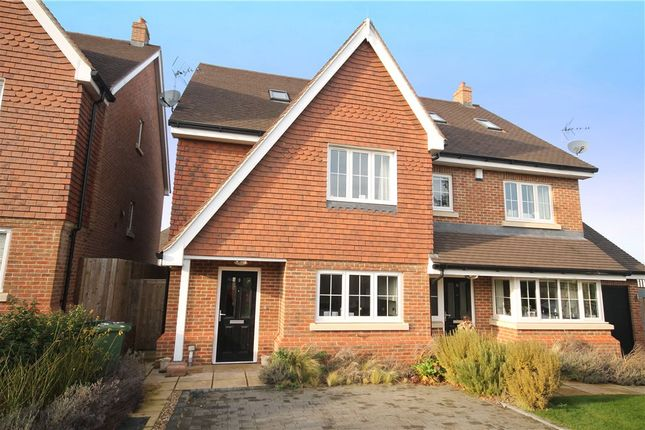 Thumbnail Semi-detached house for sale in Elder Close, Epsom