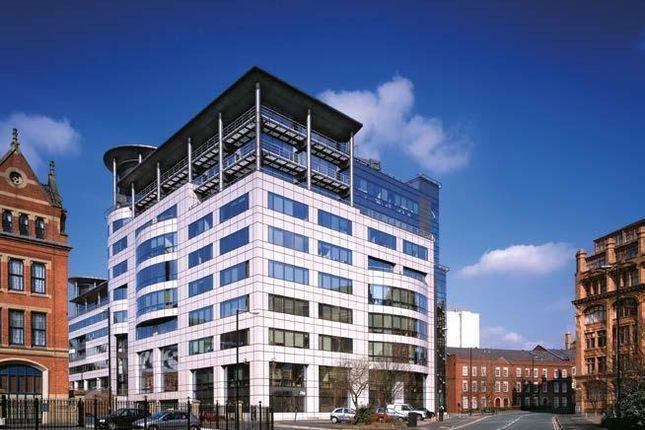 Office to let in 100 Barbirolli Square, Manchester, Greater Manchester