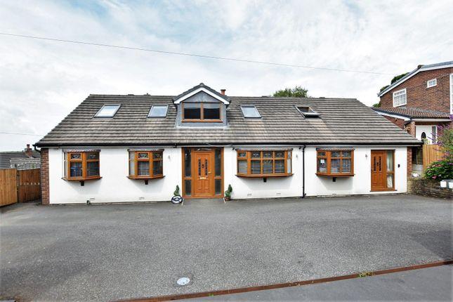 Thumbnail Detached house for sale in Linden Road, Stalybridge
