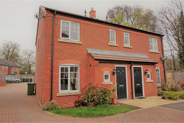 Thumbnail Semi-detached house for sale in Kings Court, Bridgnorth
