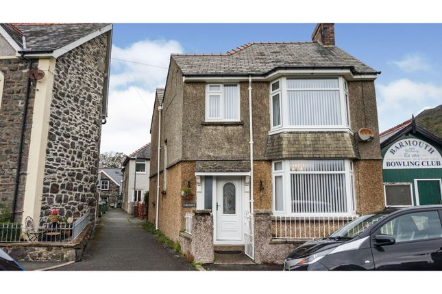 Thumbnail Detached house for sale in Northfield Road, Barmouth