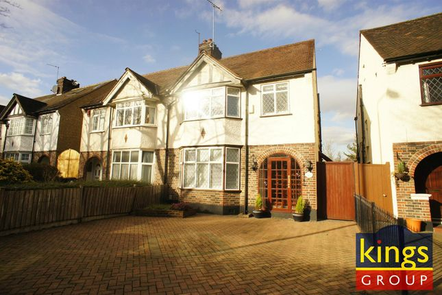Thumbnail Semi-detached house for sale in Whitehall Road, London