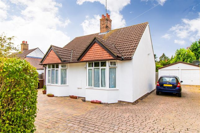 Thumbnail Detached bungalow to rent in North Avenue, Letchworth Garden City
