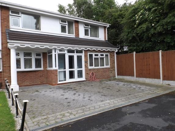 Thumbnail Semi-detached house for sale in Naunton Road, Walsall, West Midlands