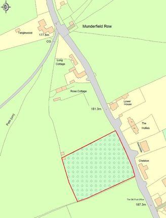 Land for sale in Munderfield, Bromyard