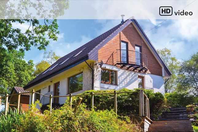 Thumbnail Detached house for sale in Portincaple, Garelochhead, Argyll & Bute