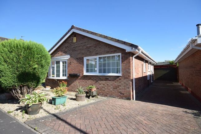 Thumbnail Detached bungalow for sale in Haven Court, Pontefract