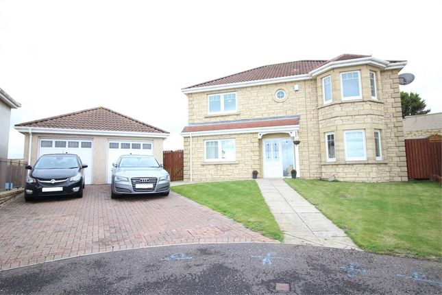 Thumbnail Detached house for sale in River View, Kirkcaldy, Fife