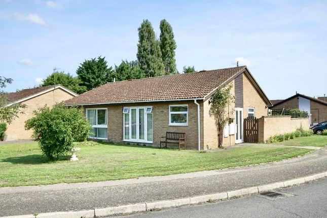 Thumbnail Semi-detached bungalow for sale in Simpkin Close, Eaton Socon, St. Neots, Cambridgeshire