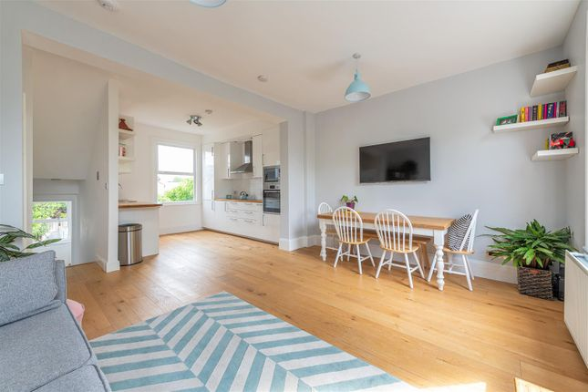 Thumbnail Flat for sale in Addison Road, London