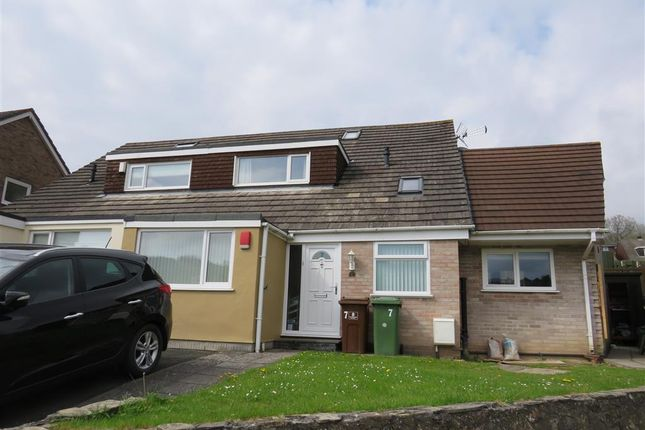 Thumbnail Property to rent in Bradford Close, Plymouth