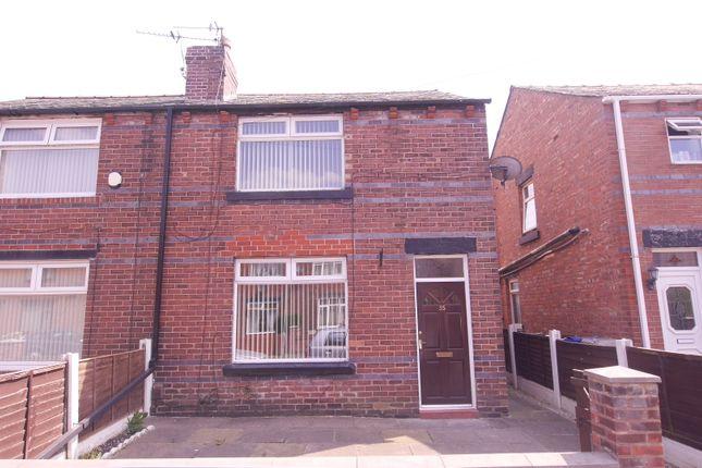 Thumbnail Semi-detached house to rent in New Street, Platt Bridge, Wigan