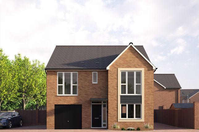 Thumbnail Detached house for sale in Reading Road, Wantage