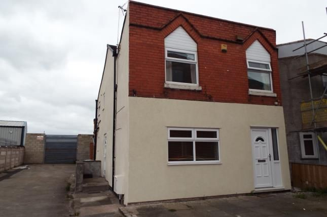 Thumbnail End terrace house for sale in West Street, Crewe, Cheshire