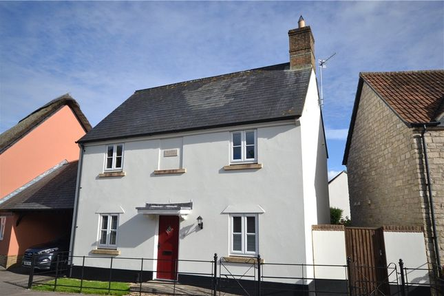 Thumbnail Detached house for sale in Marksmead, Drimpton, Beaminster, Dorset