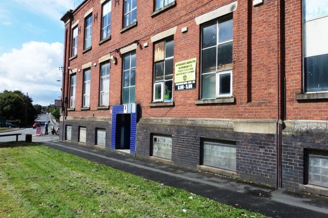 Light industrial to let in Gaskell Street, Bolton
