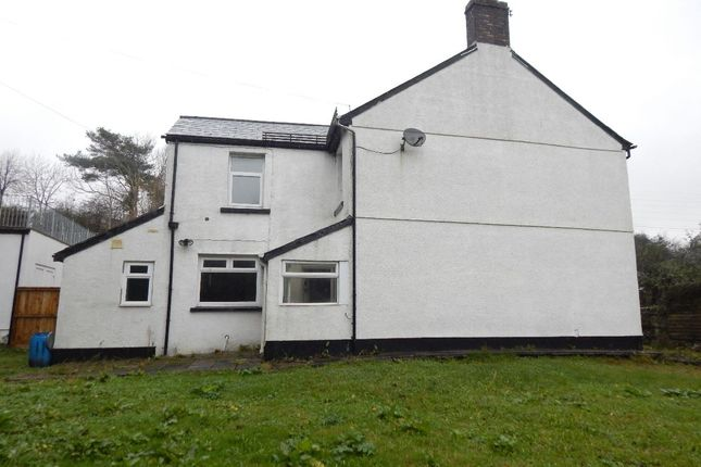 Thumbnail Semi-detached house for sale in Intermediate Road, Brynmawr, Ebbw Vale