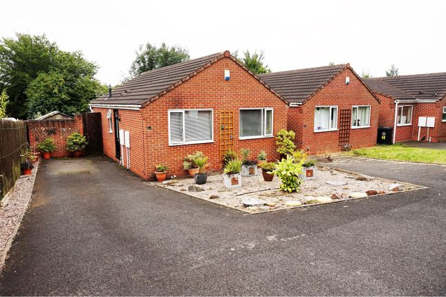 Thumbnail Detached bungalow for sale in Rose Valley, Newhall