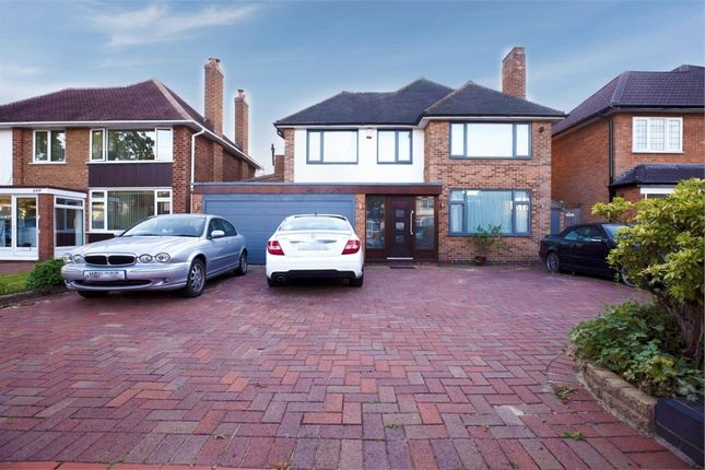 Thumbnail Detached house for sale in Ralph Road, Shirley, Solihull, West Midlands