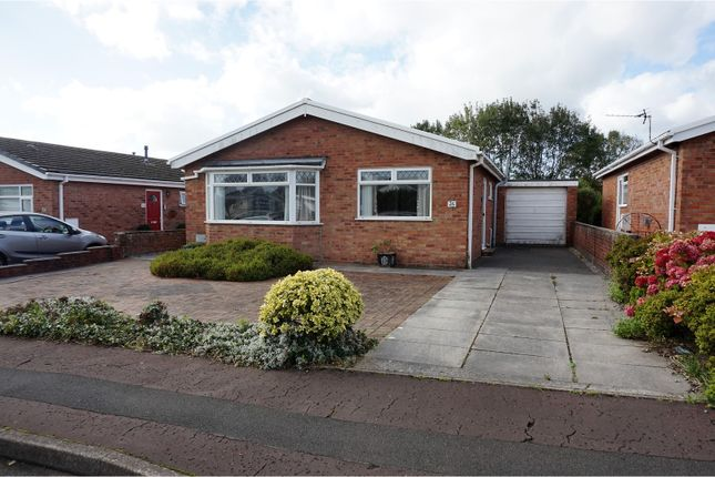 2 bed detached bungalow for sale in Gwaun Coed, Brackla