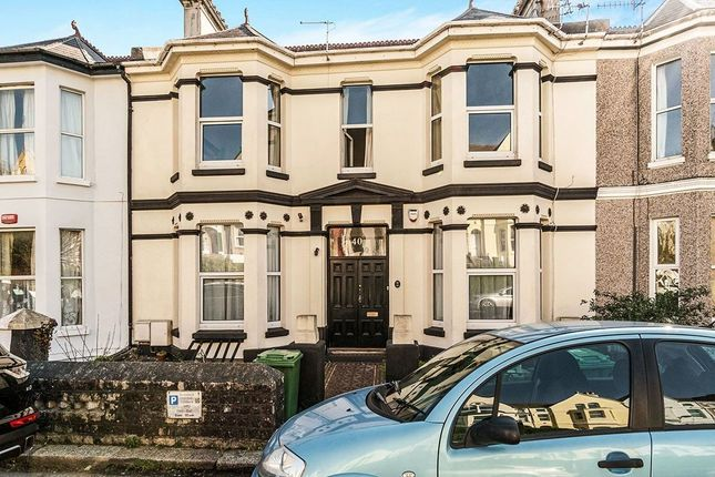 Thumbnail Terraced house for sale in Connaught Avenue, Mutley, Plymouth