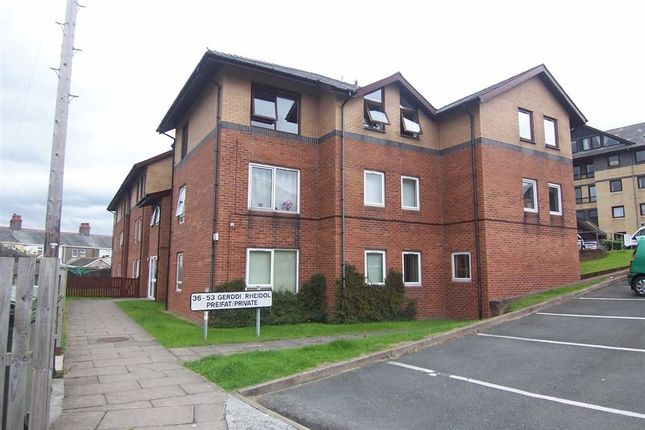 Thumbnail Flat to rent in Gerddi Rheidol, Aberystwyth